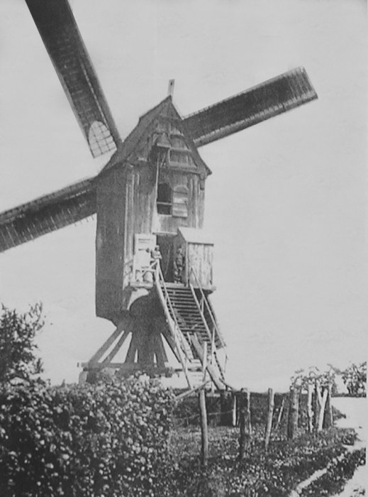 Windmolen van Brussegem
